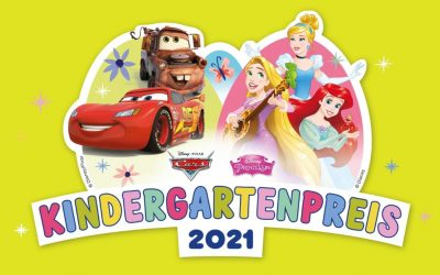 April 2021: Disney Kindergartenpreis